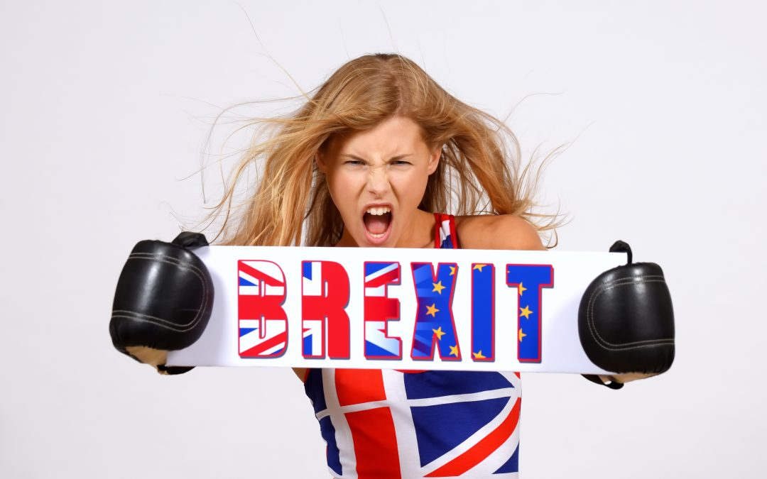 Is Brexit making you angry?